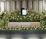 葬儀社への支払い 約47万円(ひかり会館)